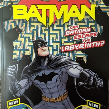 The Joker Gets a New Origin in Batman Giant #5 in Walmart