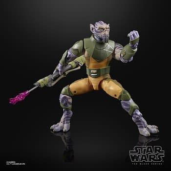 Star Wars: Rebels Garazeb Zeb Orrelios Coming Soon from Hasbro