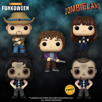 Zombieland Pops Get Kill of the Week With Funko Funkoween
