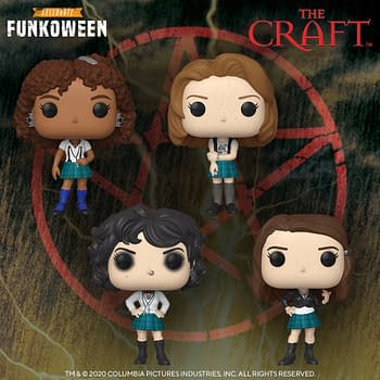 Funko Funkoween Continues With the Cult Classic The Craft