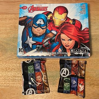 Nerd Food: Betty Crockers Avengers Fruit Snacks