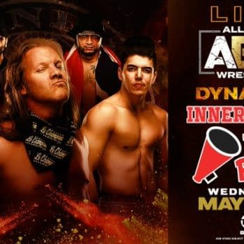 Inner Circle to Hold Pep Rally on AEW Dynamite This Week