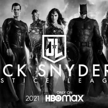 Justice League Snyder Cut teaser