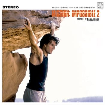 Mondo Music Release Of The Week: Mission Impossible 2