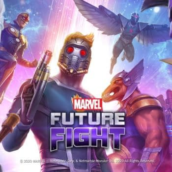 Marvel Future Fight Gets A Guardians Of The Galaxy Update