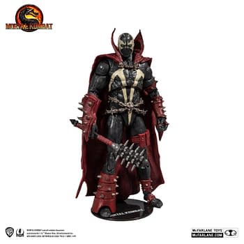 Spawn Mortal Kombat Get a New Variant Figure from McFarlane Toys