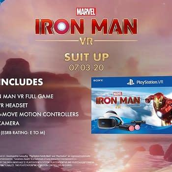 Marvels Iron Man VR Gets A New PSVR Bundle Pack