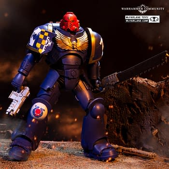 Warhammer 40000 Comes To Life with McFarlane Toys