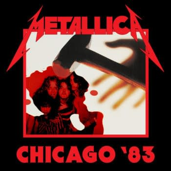 Metallica Mondays Presents An Early Days Set From 1983