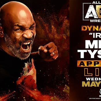 Mike Tyson Confirmed for AEW Dynamite Appearance This Wednesday