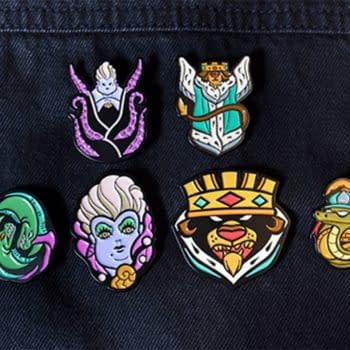 Disney Villains Pins Wave 2 Available Now From Mondo