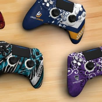 Scuf Revealed Their Refresh Of The NBA 2K League Collection