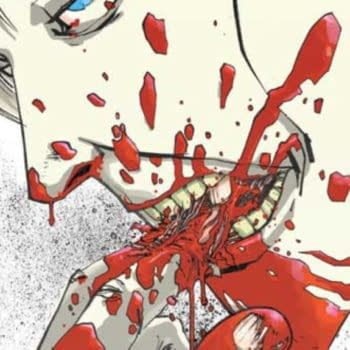 Nailbiter #1 cover. Art by Mike Henderson