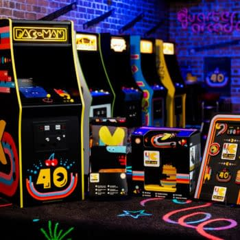 Numskull is Celebrating Pac-Man's 40th with New Merchandise!