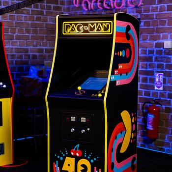 This Limited Edition Pac-Man Machine Should Be On Your Wish List