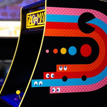 This Limited Edition Pac-Man Machine Should be on Your Wish List!