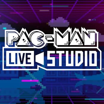 Twitch &#038 Bandai Namco Partner Up To Make Pac-Man Live Studio