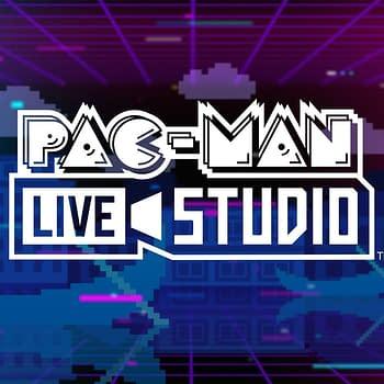 Twitch &#038 Bandai Namco Partner Up To Make Pac-Man Live Studio