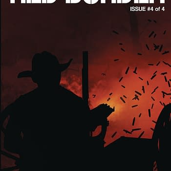 Red Border Review: Jason Starr &#038 Will Conrads Timely Border Thriller