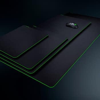 Razer Unveils The Gigantus V2 Gaming Mouse Mat