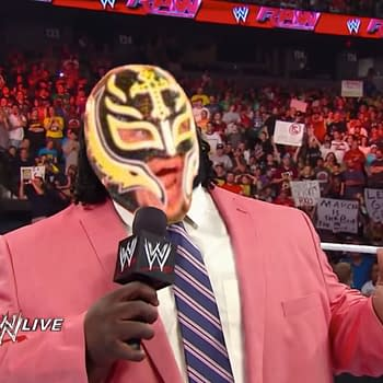 Rey Mysterio Retirement Ceremony Set for WWE Raw Next Week