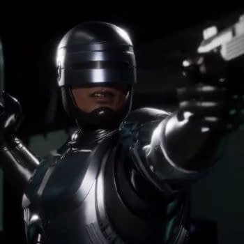 Mortal Kombat 11: Aftermath properly Introduces RoboCop