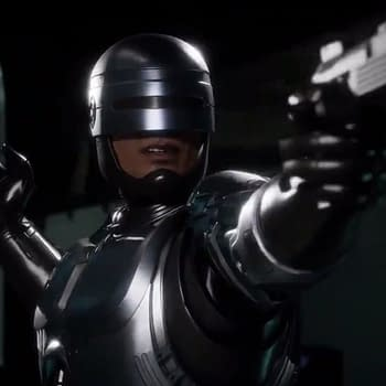 Mortal Kombat 11: Aftermath Properly Introduces RoboCop