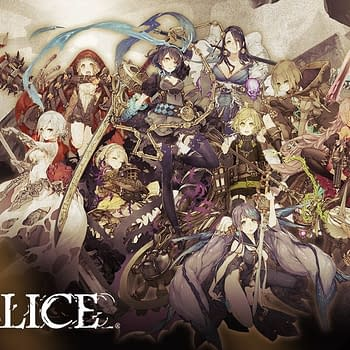 Yoko Taros Fantasy RPG SINoALICE Opens Pre-Registrations On Mobile
