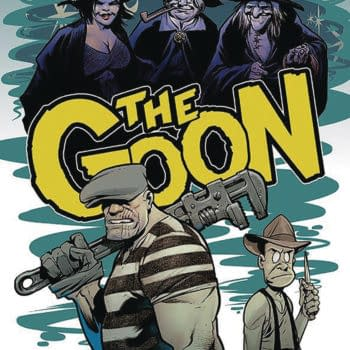 Mystery Steve Mannion Comic in Albatross Funnybooks 2020 Schedule