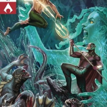 USC Retailers, Don't Sell Stejpan Sejic's Aquaman #59 Yet - Too Late?