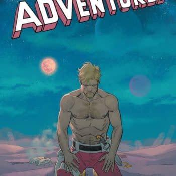 Strange Adventures Tops Advance Reorders