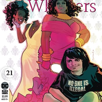 DC Comics To Publish House Of Whispers Final Issues Digital-Only
