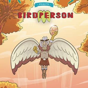 Rick &#038 Morty Give Birdperson a Comic in Oni Press August 2020 Solicits