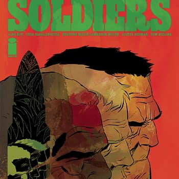 Ales Kot Luca Casalanguida and Heather Moore Launch Lost Soldiers