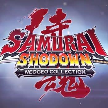 SNK Announces The Samurai Shodown NeoGeo Collection