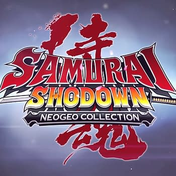 Samurai Shodown NeoGeo Collection To Debut On Epic Games Store
