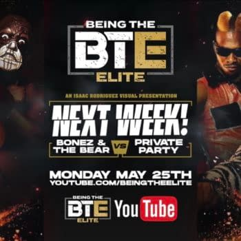 A big match booked for Being the Elite #205 on Memorial Day