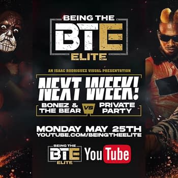 Major Match Booked for Next Weeks Being the Elite: BTE 204 Recap