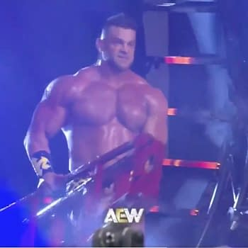 AEW Update on Brian Cage Plans Fyter Fest Title Match