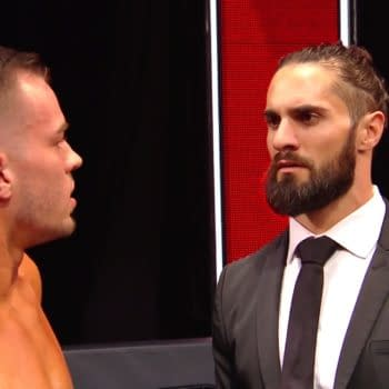 Seth Rollins is shocked and dismayed that Jim Cornette is being Jim Cornette.