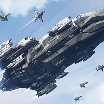 Star Citizen Is Free To Play Now Through June 1st