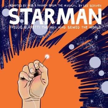 Starman David Bowie Comic