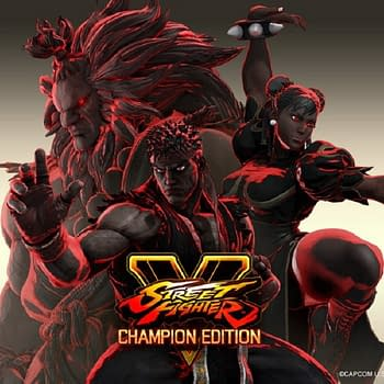 Street Fighter V: Champion Edition Will Be Getting Five New Fighters