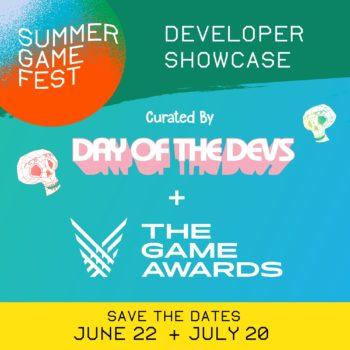 Summer Game Fest Announces Two Developer Showcases