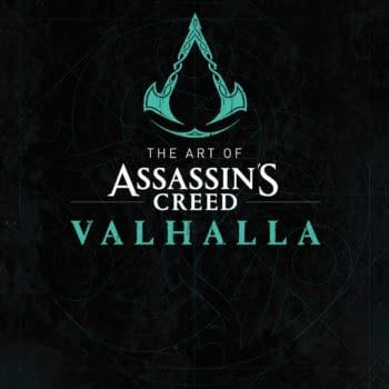 Dark Horse's The Art of Assassin's Creed Valhalla - Holiday 2020