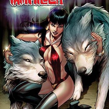Exclusive Preview of Vengeance of Vampirella #7 More From Dynamite