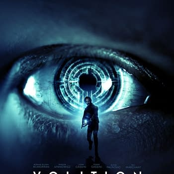 Trailer For Sci-Fi Film Volition Debuts Available To Watch July 10th