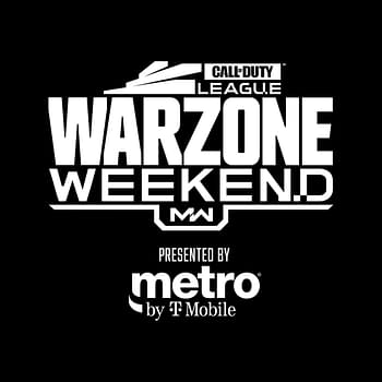 Call Of Duty League Launches Warzone Weekend Today
