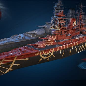 World Of Warships Launches Collaboration With Warhammer 40,000