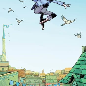 Wynd #1 is Officially Boom's Biggest Creator-Owned Comic Launch Ever